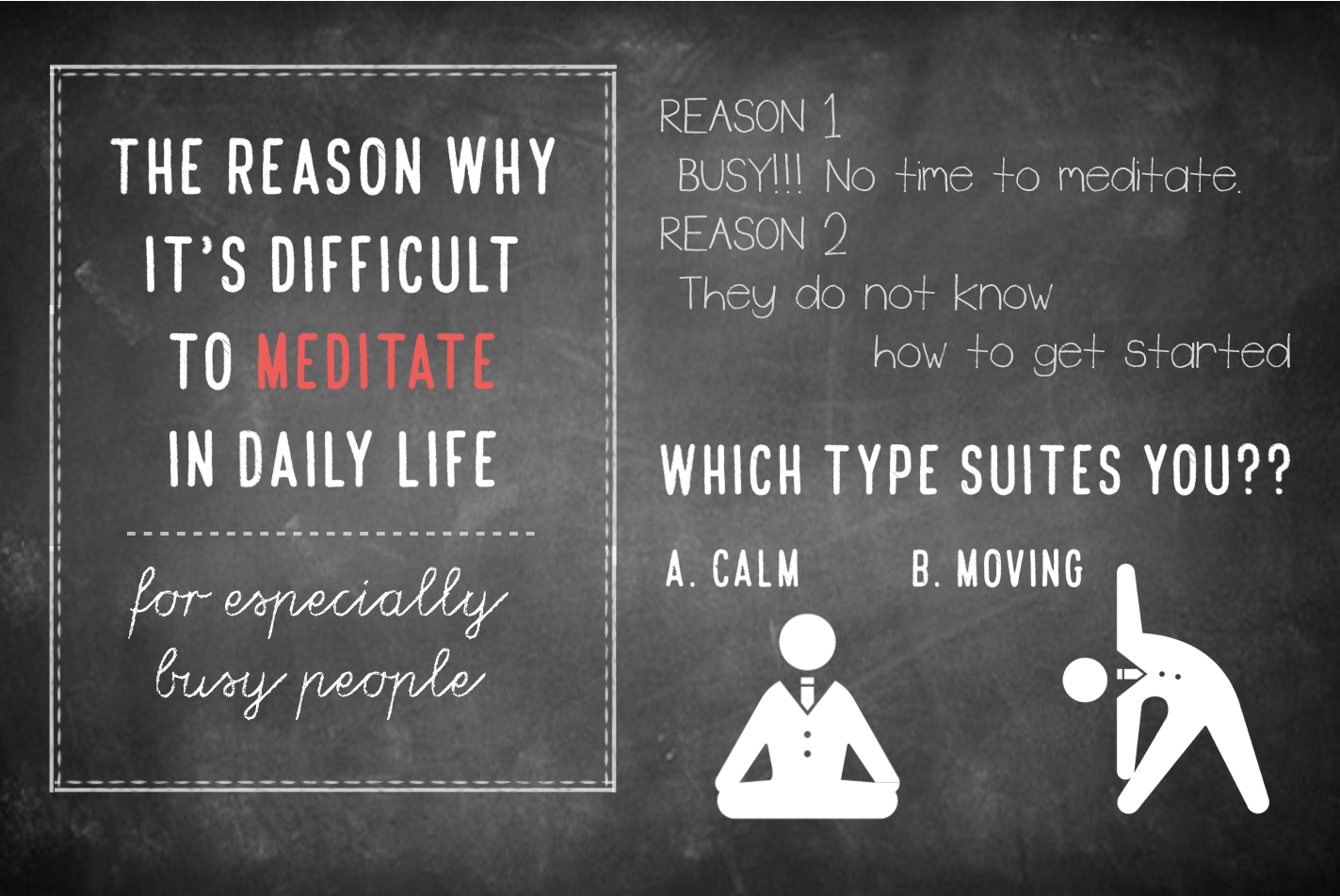 ヨガではじめる「 瞑想 」のコツ | 動く瞑想と静かな瞑想