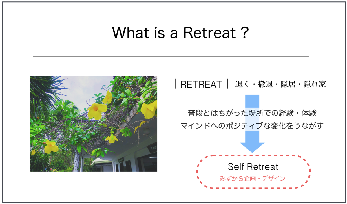 Retreat definition