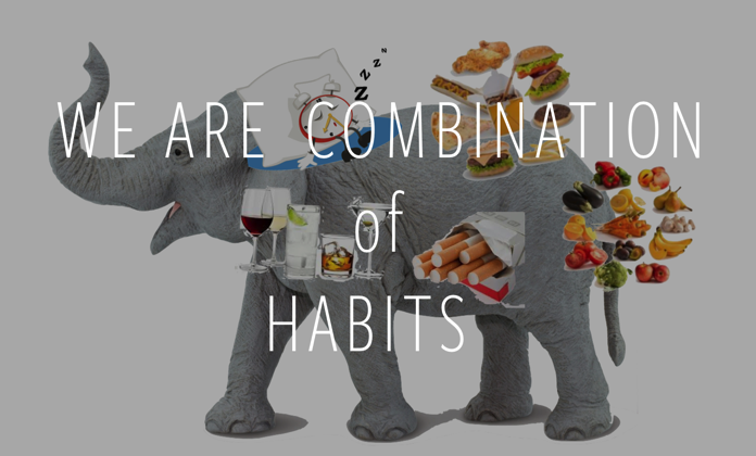 Combination of habits top
