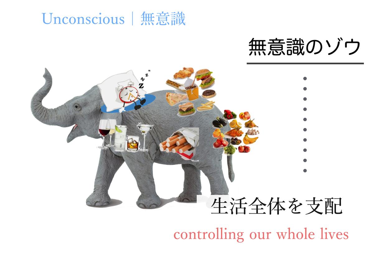 Unconscious elephant